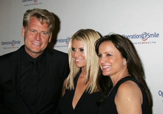 Jessica Simpson's Parents, Joe and Tina, File For Divorce