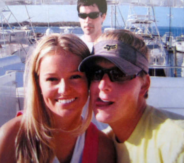 Emily Maynard Tweets Love to Ex Fiancé Ricky on the Anniversary of His Death