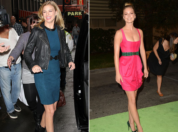 Revenge's Emily VanCamp Dolls Up and Goes Casual: But Which Look Is Her Best? (PHOTO)