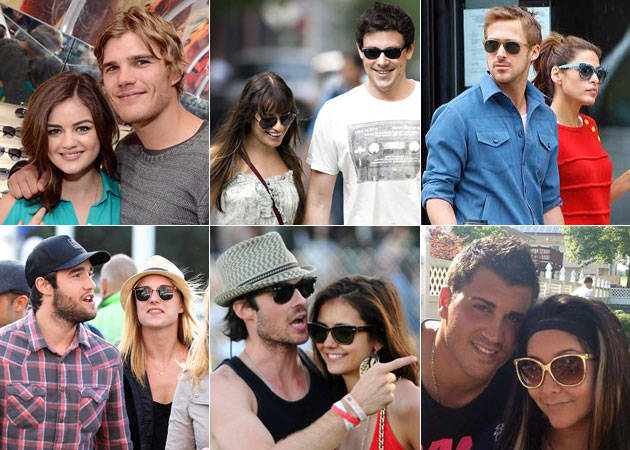 "Celebs Who ""Fall"" in Love! Which Couple Is the Cutest? (POLL)"