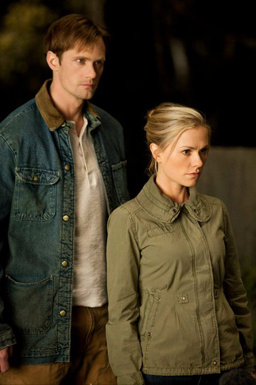 "Is There Hope for Sookie and Eric? According to Alexander Skarsgard, ""He's Not Over Her"""