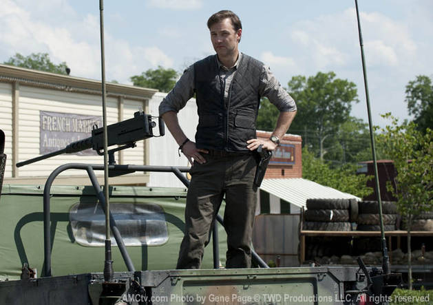 """The Walking Dead Season 3 Spoilers: The Governor Vs. The Ricktator — """"Come and Get It!"""""""