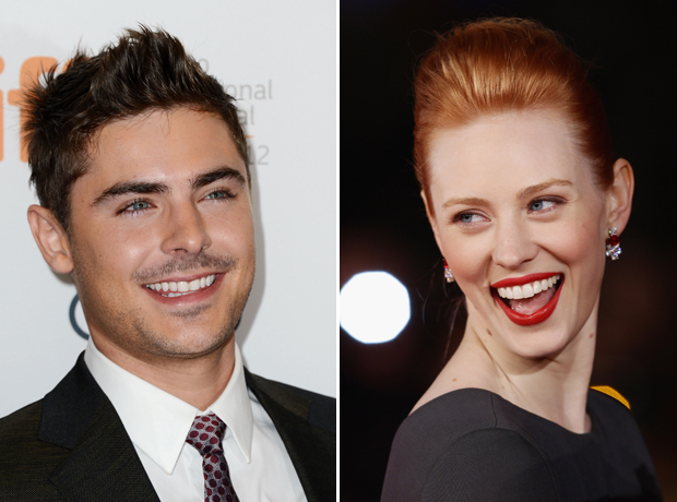 True Blood's Deborah Ann Woll Sinks Her Fangs Into Zac Efron, Will Co-Star in New Movie