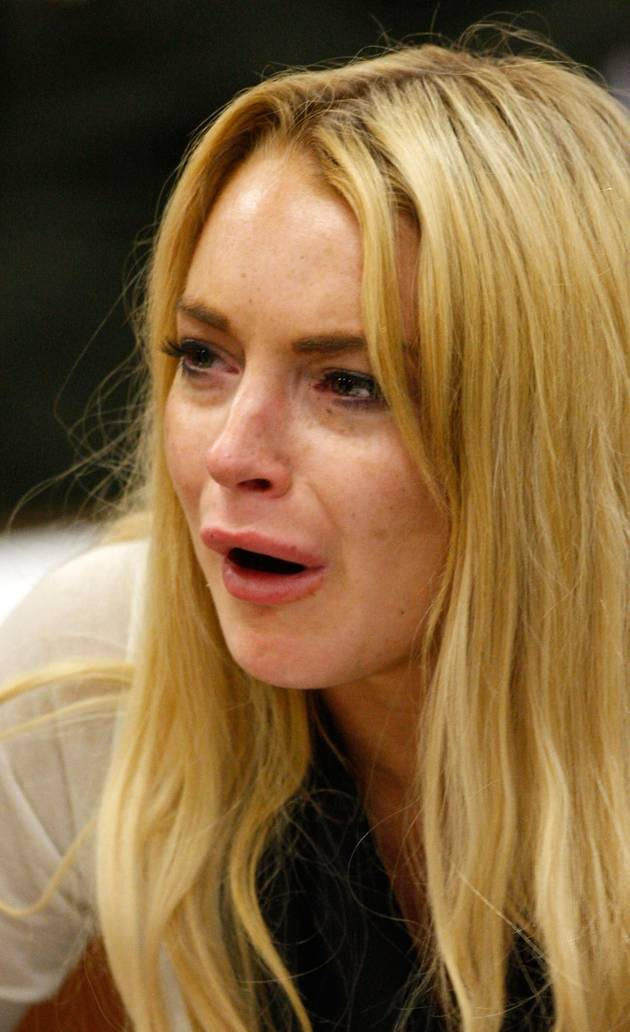 "Lindsay Lohan's Dad Gives Up: ""I've Done All I Can … She's in God's Hands Now"""