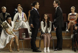 "Glee Recap of Season 4, Episode 7: ""Dynamic Duets"" — Blaine Is Back With the Warblers!"