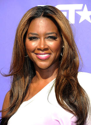 """Kenya Moore Says Learning That Walter Asked Out Kandi Burruss Made Her """"A Little Insecure"""""""