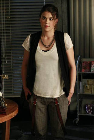 Pretty Little Liars' Lindsey Shaw Stars in a New Movie Playing A …