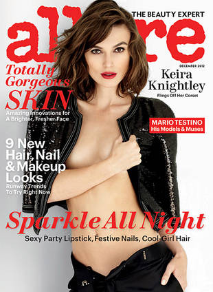 Keira Knightley Hates When Magazines Make Her Breasts Big and Droopy