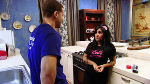 Snooki: Vinny Has to Talk to Jionni Before He's Allowed at My Wedding