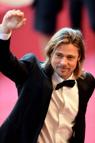 Brad Pitt Gives $100K to Campaign Organization For Marriage Equality