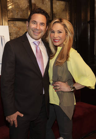 Real Housewives of Beverly Hills' Adrienne Maloof and Paul Nassif Have Reached a Divorce Settlement