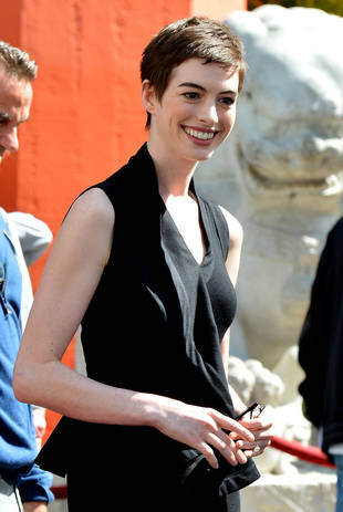 Anne Hathaway's 500-Calorie Les Miz Diet: What She Ate to Prepare For the Role