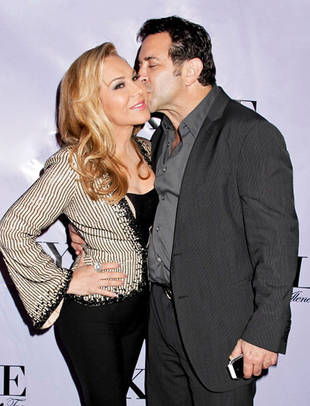 """Real Housewives' Adrienne Maloof Looks Forward To """"Positive Future"""""""