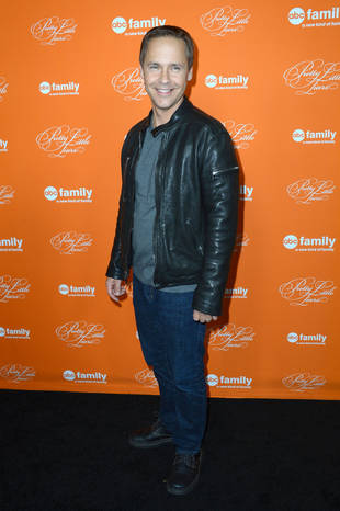 Chad Lowe's Baby Is Due This Week!
