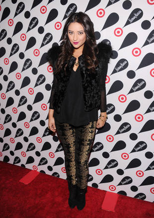 Shay Mitchell Goes Dark and Edgy on the Red Carpet: Hot or Not? (PHOTO)