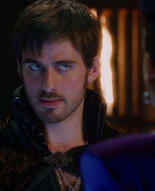 Once Upon a Time Season 2 Winter Finale Sneak Peek: Regina Makes a Deal With Hook (VIDEO)