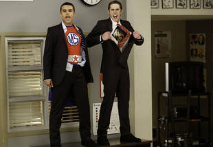 Glee Season 4 Spoilers: Blake Jenner's Ryder and [Spoiler] Strike Up Unlikely Bromance