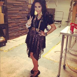 Snooki's New Partying Style: Drinking Wine and… Discussing Politics?!