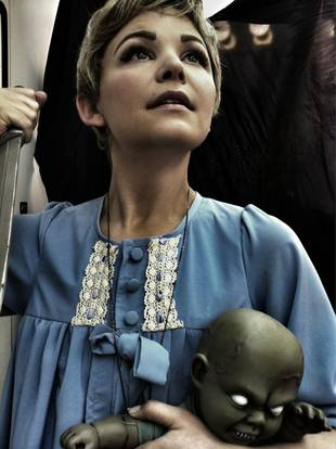 What Was Once Upon a Time's Ginnifer Goodwin's Halloween Costume? (PHOTO)