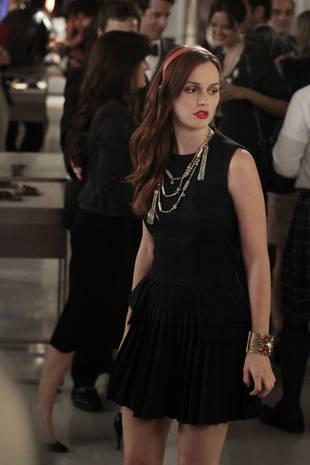 Gossip Girl Recap of Season 6, Episode 7: Chuck Tells Blair It's Over