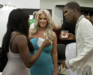 """Kim Zolciak on Her Last Scene on The Real Housewives of Atlanta: """"I Felt Like the Whole Table Was Coming at Me"""""""