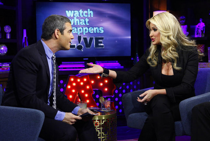 Kim Zolciak Set to Appear on Watch What Happens Live This Sunday, Dec. 2!