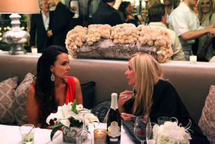 """Real Housewives' Kyle Richards: Kim Richards Was """"So Rude To Me"""" In the Season 3 Premiere"""