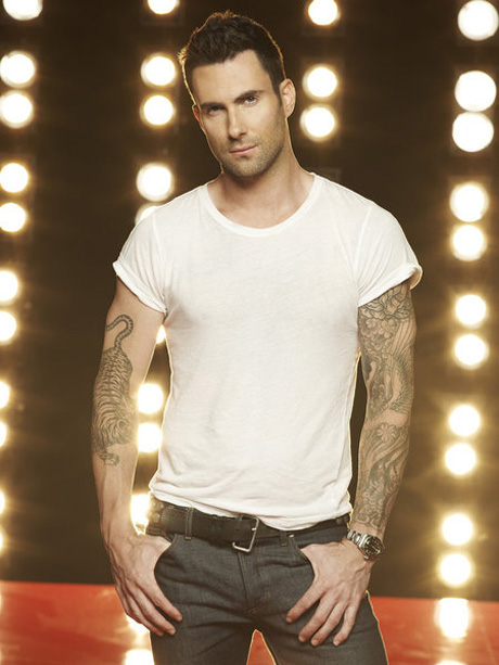 What Does Adam Levine Drive?