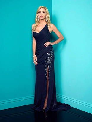 """Real Housewives' Camille Grammer on Brandi Glanville's Comment to Adrienne Maloof: """"That's Brandi"""""""
