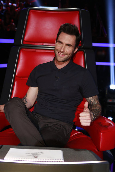 Which of The Voice Coaches Wants to Join Pearl Jam?