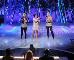 WTF Moments From X Factor's First Live Results Show: Say My Name, Say My Name