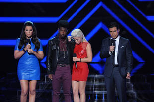 X Factor's CeCe Frey on Missing Her BFFs, Staying Hungry, and Her Imaginary Pet Eagle — Exclusive