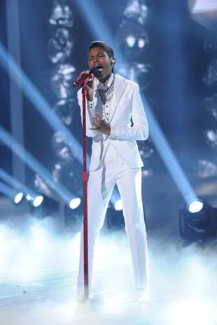 The X Factor's Comeback Kid Diamond White on Her Whitney-Houston Inspired Resurrection — Exclusive