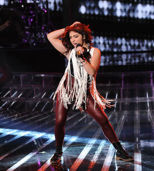 "Jennel Garcia's Post-X Factor Plans: ""It's Time for Me to Show the World Who I Really Am"""