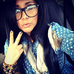 Snooki Is Forced to Leave Jionni After the Hurricane, But Where's Baby Lorenzo?