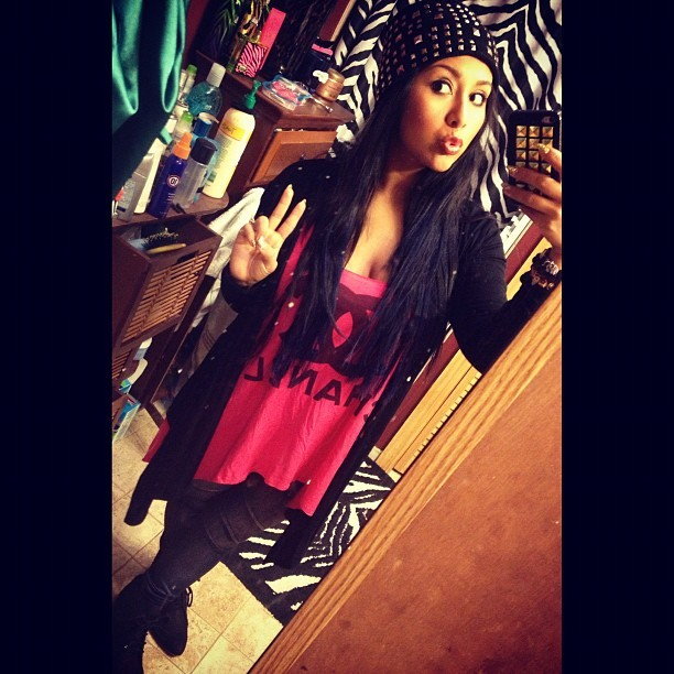 Snooki Goes Super Casual For Sunday Funday: Hot or Not? (PHOTO)