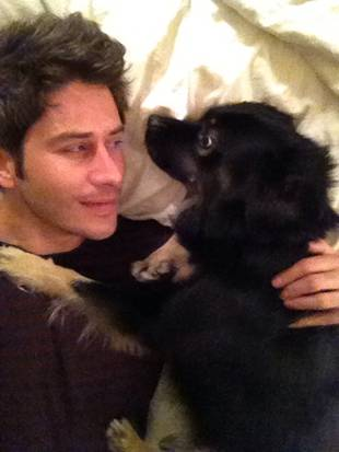 "Arie Luyendyk Jr. Tweets From Bed: ""Loving My Company"""