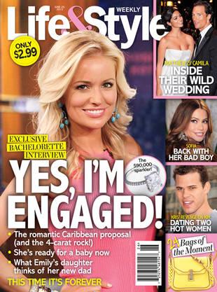 Is Bachelorette Emily Maynard Engaged?