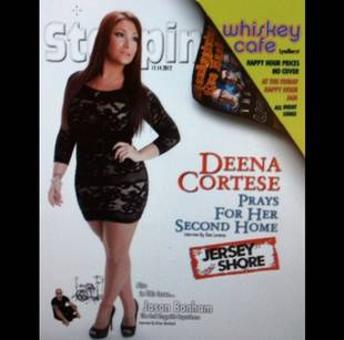 Deena Nicole Shows Off Her Slim New Body on the Cover of Steppin' Out (PHOTO)