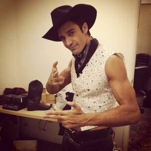 Is DWTS All-Stars' Gilles Marini Being Overscored or Underscored?
