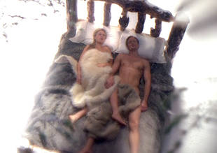 Are Eric-Sookie Sex Scenes Awkward to Film With Stephen Moyer On-Set? Alexander Skarsgard Says…
