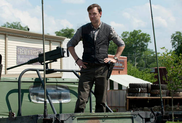 """The Walking Dead's Andrew Lincoln Has a """"Massive Crush"""" on Which Season 3 Co-Star?"""
