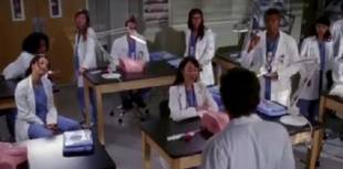 Grey's Anatomy Season 9, Episode 8 Preview: The Interns Have to Learn (VIDEO)