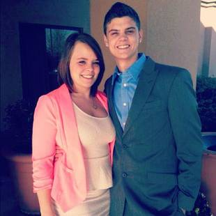 Catelynn Lowell and Tyler Baltierra Take Their Best Picture Ever! (PHOTO)