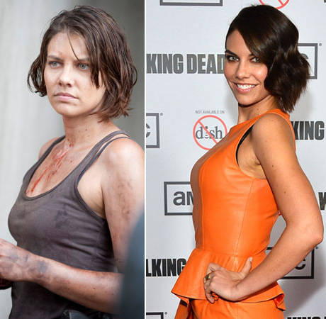 Who Plays Maggie on The Walking Dead?