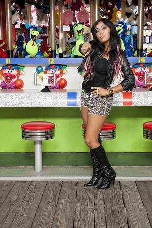 Snooki Wants to Be the Next…