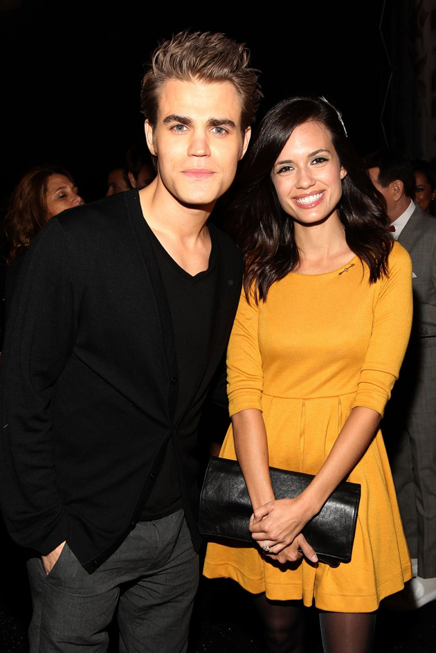 How Did Vampire Diaries' Paul Wesley and Torrey DeVitto Meet?