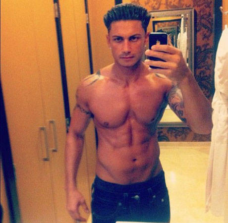 The Secrets Behind Pauly D's Ripped Body – Is His Workout Routine Too Intense?