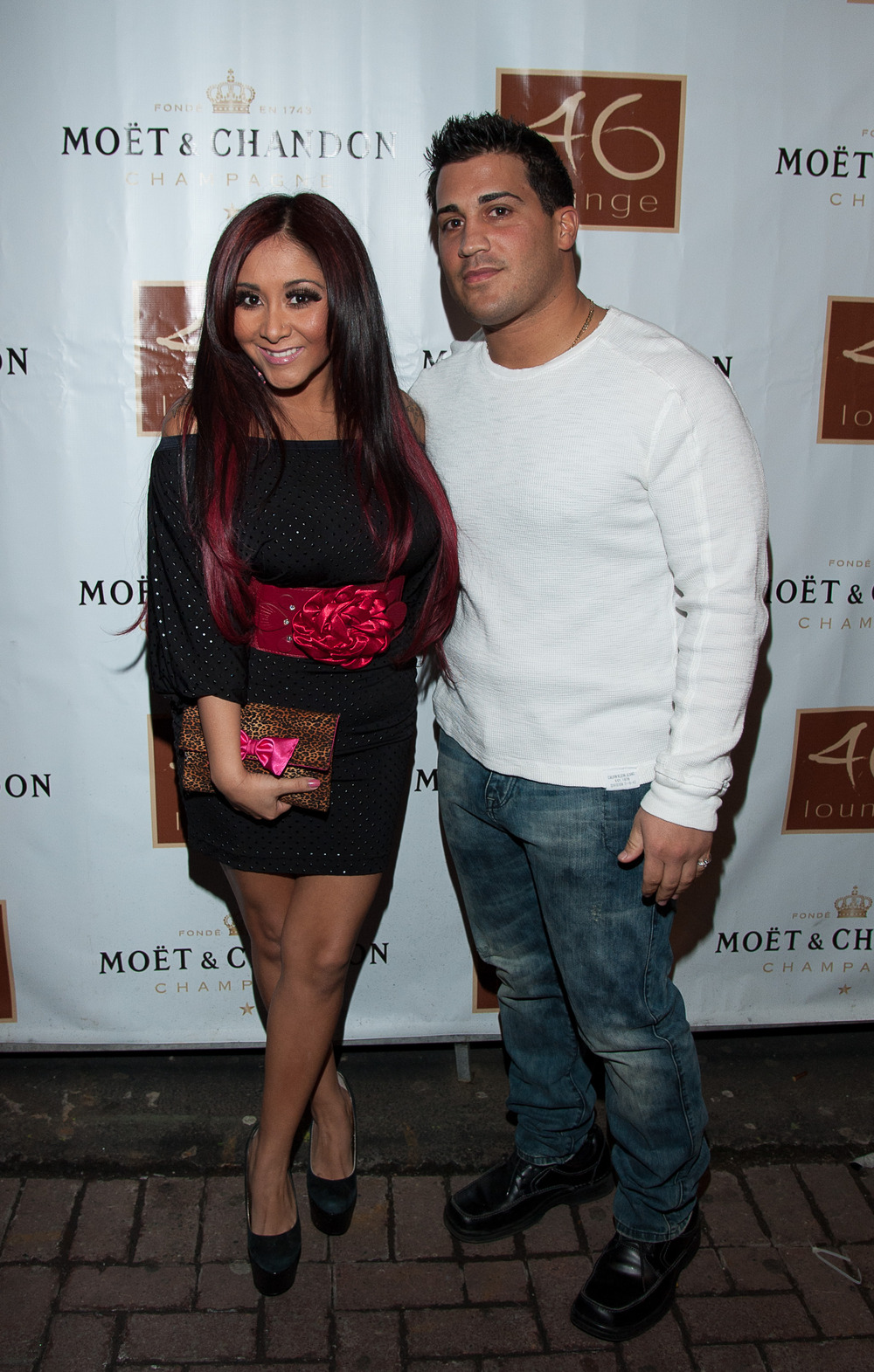 Snooki Fights Back Against Bogus Claim That She's Drinking & Dieting While Pregnant – Exclusive
