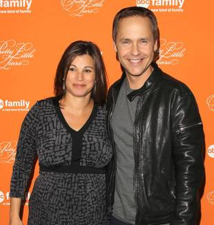 It's a Girl! Chad Lowe Welcomes Baby Fiona
